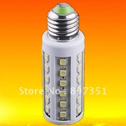44led 5050 LED Corn Lamp Designed to fit standard E27 fittings (B22 E14 available)  220v 240v