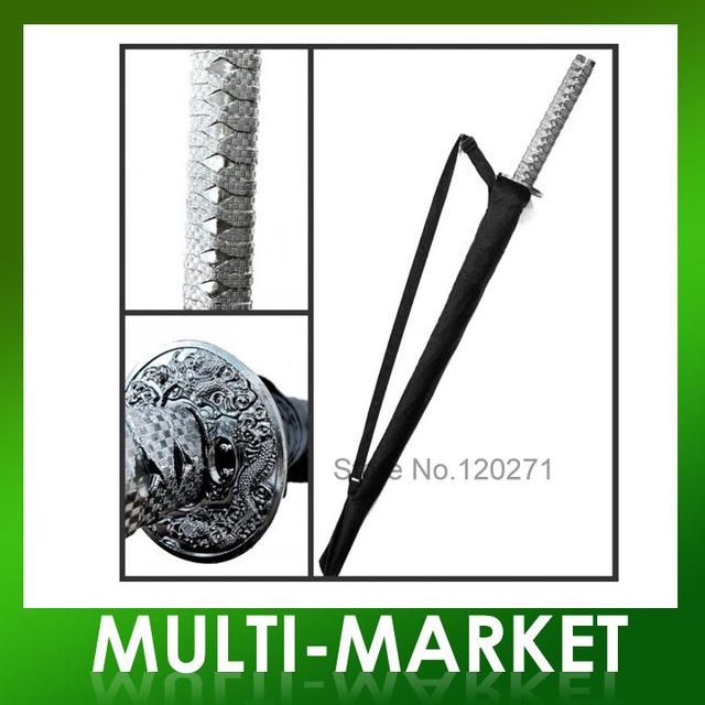 Free shipping/Hot-selling Long-handled Umbrella Knife Umbrella Samurai Sword Umbrella