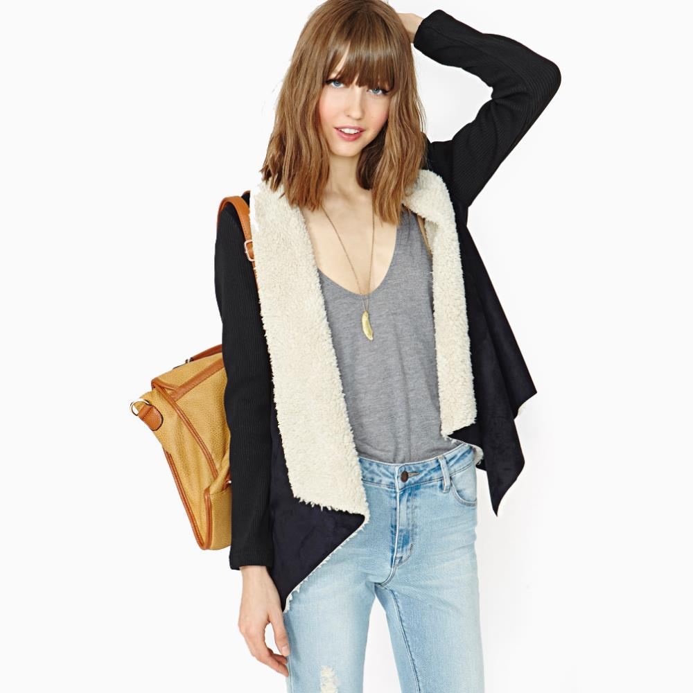 2015 Direct Selling Rushed Jackets Jacket Womens Winter Coat With Adjustable Button And Liner Patchwork For