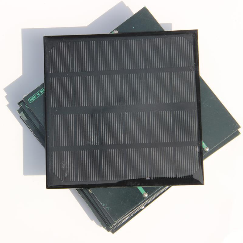 high efficiency 3w 6v solar cell monocrystalline solar panel diy test solar system solar cell. Black Bedroom Furniture Sets. Home Design Ideas