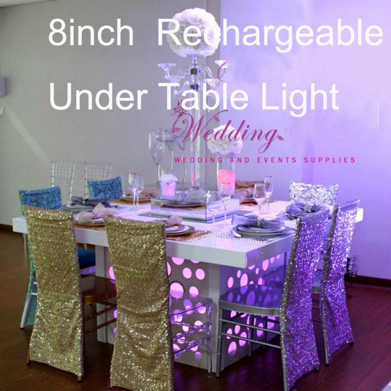 8inch Led Light Base wedding centerpieces FF