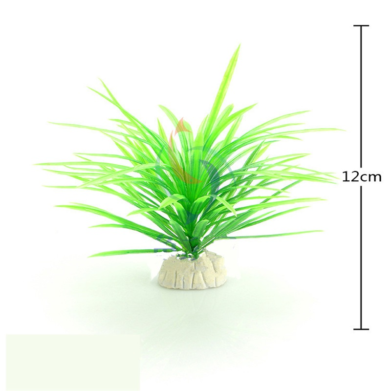 Online buy wholesale artificial aquarium plants from china for Artificial pond plants sale