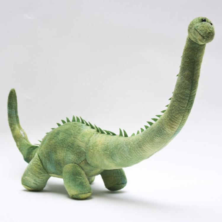 Hot Sale 80cm Long Giant Dinosaur Toy Stuffed Animals Green Plush Doll Kawaii Baby Toys For Children Birthday Gifts(China (Mainland))
