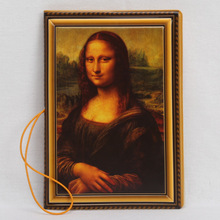 Buy Europe Style 3D Passport Holder PVC Travel Passport Cover Case,14*9.6cm Card & ID Holders-Mona Lisa for $2.98 in AliExpress store