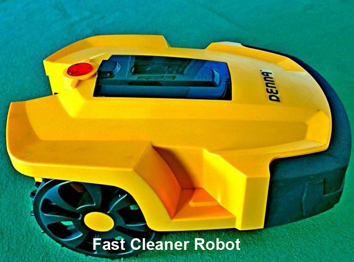 Automatic Robot Lawn Mower with Infrared detection function,Password protection,Software upgrading function,Auto Recharge.LCD(China (Mainland))