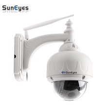 Buy SunEyes SP-V706W/V1806SW Wireless Wifi HD Dome IP Camera Outdoor PTZ Pan/Tilt/Zoom Auto Focus 960P 1080P Optional for $94.75 in AliExpress store