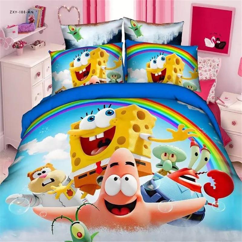 spongebob bedding set reviews online shopping spongebob bedding set