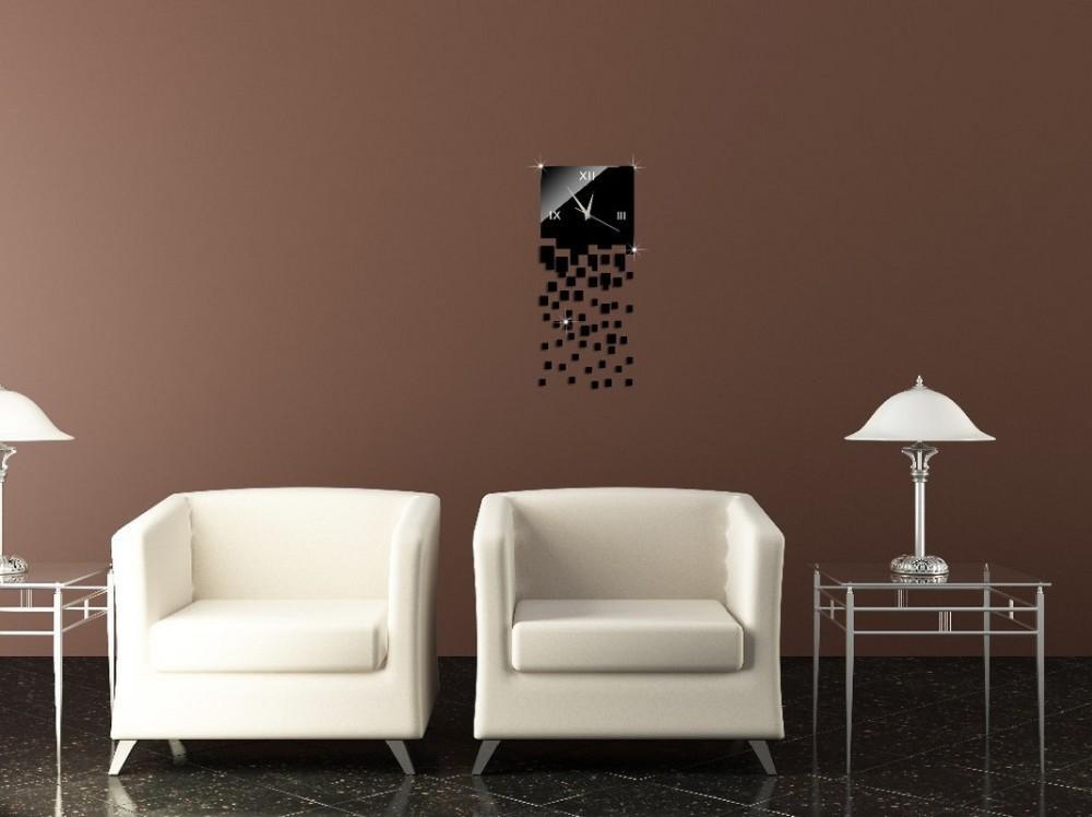 wohnzimmer uhren mit pendel d uhr stunden wanduhr riesen designer wandtatoo wohnzimmer. Black Bedroom Furniture Sets. Home Design Ideas