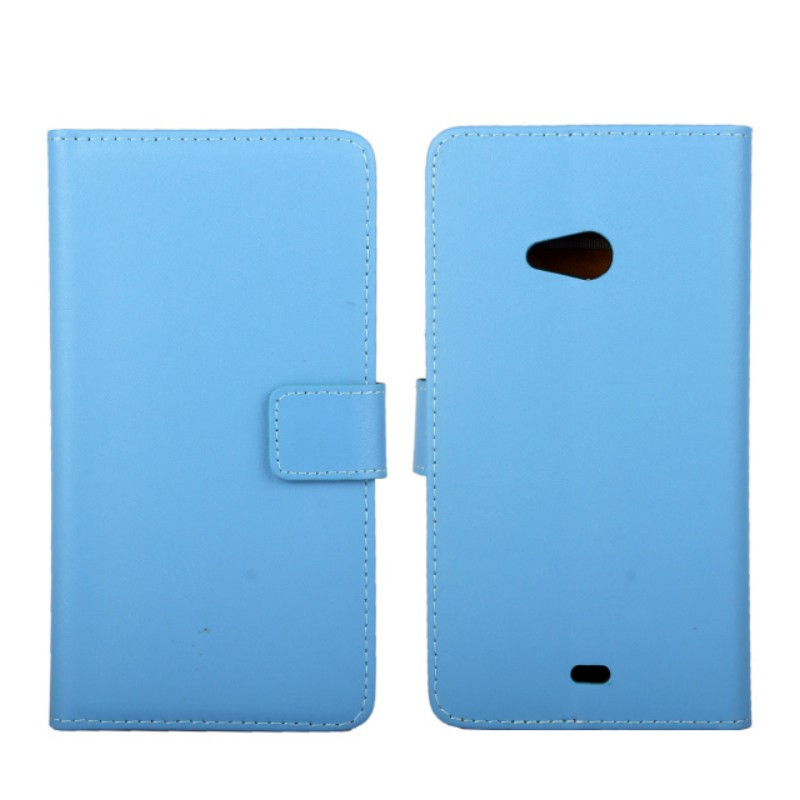 Microsoft Lumia 540 Genuine Wallet Case (8)