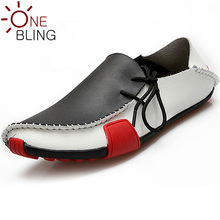Free Shipping Men Driving Boat Shoes 2013 Sneakers for Men Casual Shoe Fashion Real Leather Moccasins Slip On men's shoes