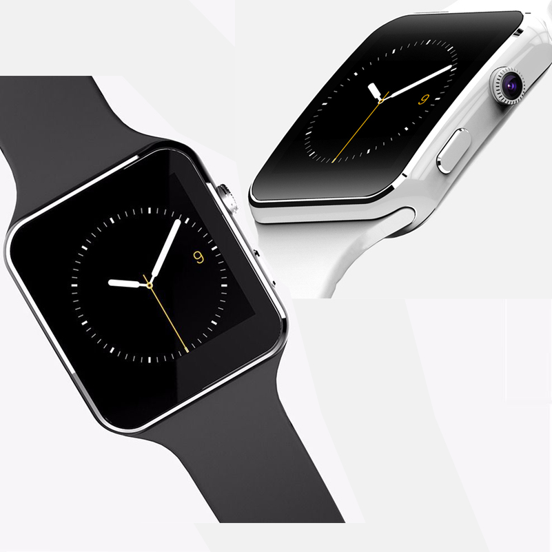 2015 New Bluetooth Smart Watch X6 Smartwatch X6 Smartwatch For Apple iPhone Android Phone With Camera Support SIM Card TF 8977<br><br>Aliexpress