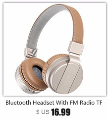 Wireless Auriculares Bluetooth Headphones Earphone Headset Noice Canceling With Mic for iPhone7 Android Smartphone Tablet PC