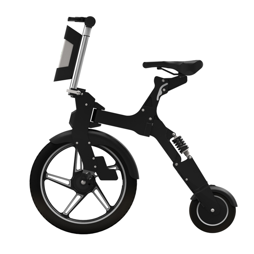 36V 250W MINI Q Folding Electric Bike Bicycle for Adult and Child Quick Release USB Interface LED Easy to Carry velo electrique(China (Mainland))
