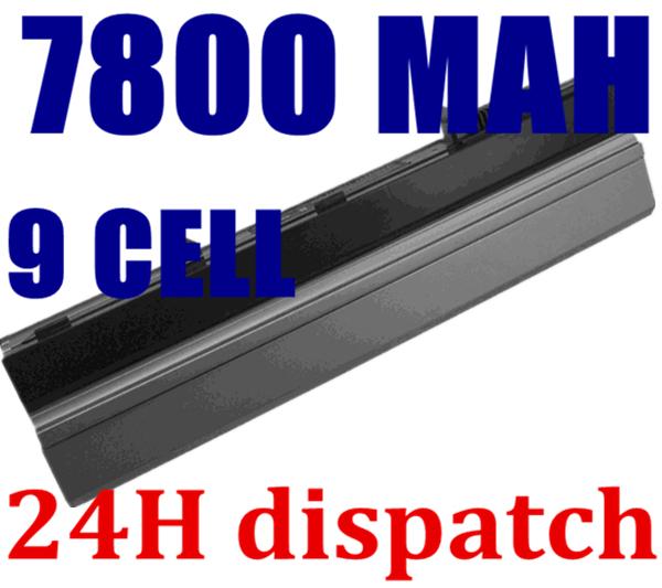 7800amh laptop battery for dell Latitude E4300 Latitude E4310 FM332 FM338 HW905 XX327 XX337 0FX8X 312-0822 451-10636(China (Mainland))