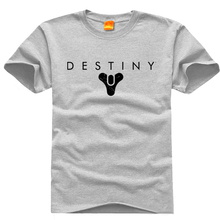 Cool Destiny Game O-neck Casual t-shirts Short Sleeve For Men Women T-shirt for Man Woman T Shirt No1