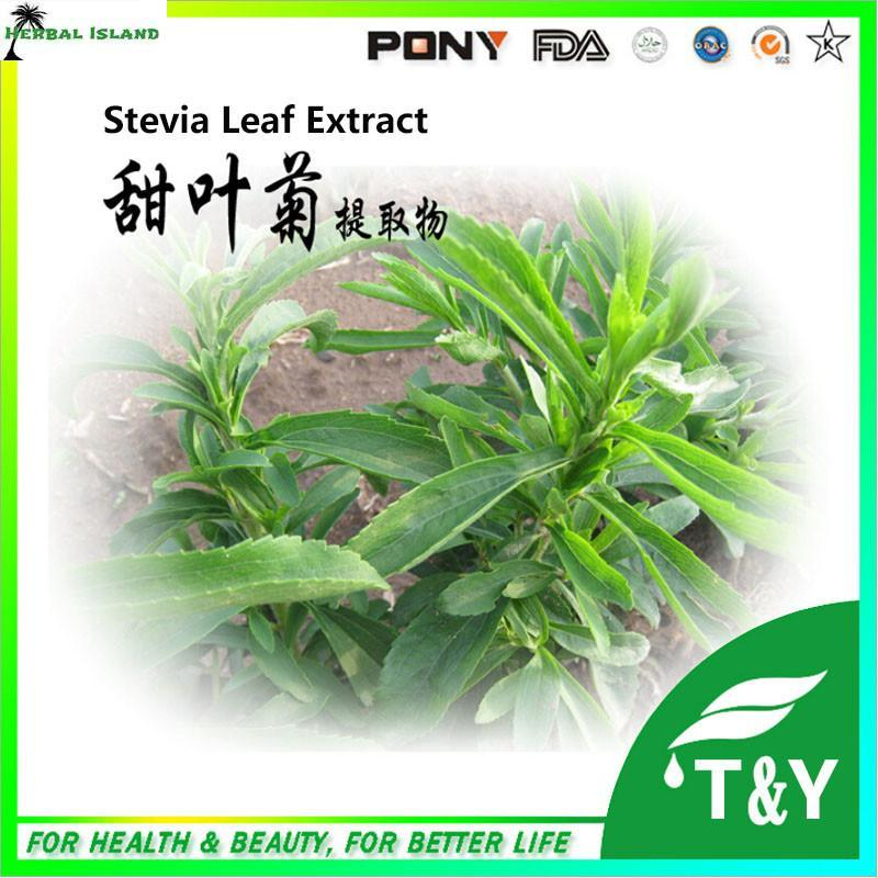 Sweeteners Flavoring Agents organic stevia extract powder, stevia leaf extract(China (Mainland))