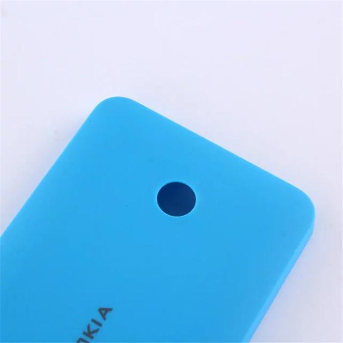 100% Genuine Housing For Nokia Lumia 630 635 , Original Back Cover , Battery Cover Case For Nokia Lumia 630 635 Phone Cases