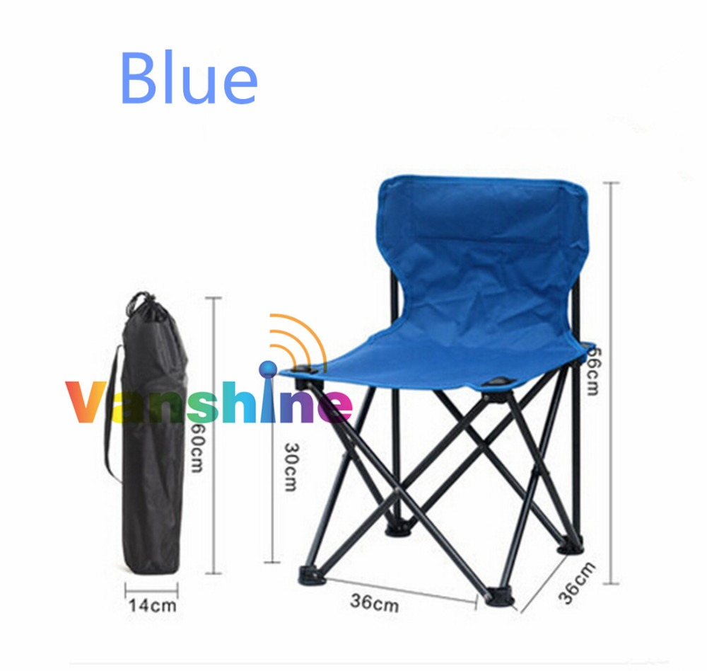 outdoor camping folding chair portable camping fishing beach chair stool draw bench sketch chair lift(China (Mainland))
