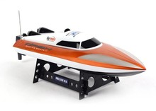 SHUANGMA 7010 4CH Remote Control Boat 45CM High Speed RC Boat with Steering Gear Retreat Function F12027/8(China (Mainland))
