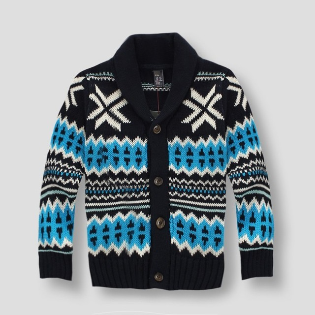 Продвижение детей весна и осень хлопок свитер мальчиков / девочек новое свитер, Бесплатная доставка