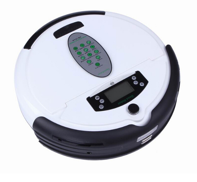 Hot explosion models of high-end gift smart intelligent robot vacuum cleaner sweeping robot(China (Mainland))