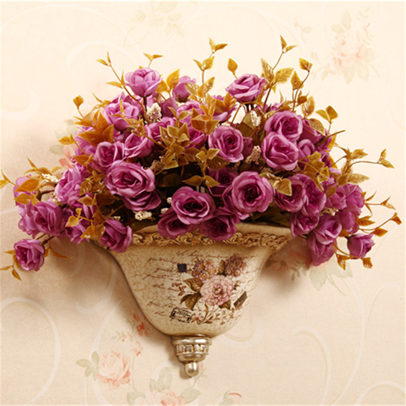 Ceramic Wall Flowers Ceramic Vase Wall Flower