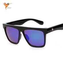 Cool Brand Designer Skull logo Sunglasses Men Square Sun Glasses Mens Outdoor Sports Goggles Steampunk oculos gafas de sol RQS83