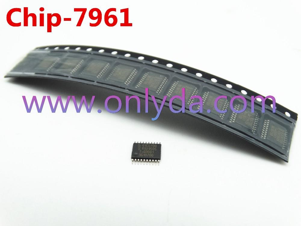 auto key transponder chip PCF7961 100% original(China (Mainland))