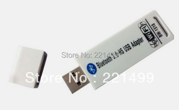 [FREE SHIPPING/EPACKET!] New Bluetooth Wifi Adapter 150Mbps Wireless HS USB Dongle WiFi Network Card + Bluetooth 3.0(China (Mainland))