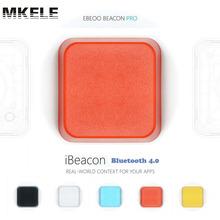 2016 Nueva prueba de agua de Baja Energía Dispositivo De Proximidad Ibeacon Bluetooth 4.0 kit faro bluetooth módulo receptor con Batería