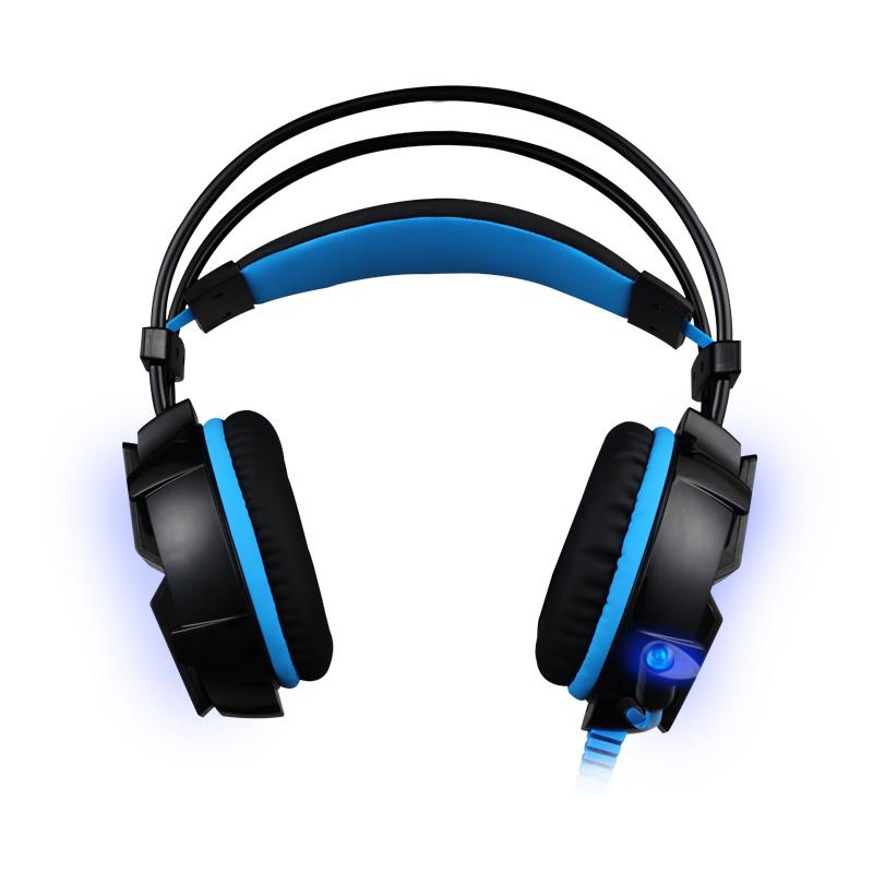 G7000 Earphone Headband with Microphone LED Light 7.1 Virtual Surround Sound Vibration Game Gaming Headphone Computer Headset(China (Mainland))