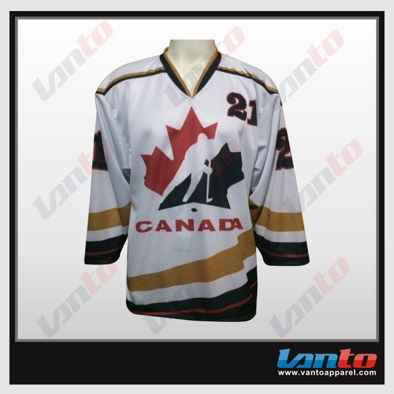 Professional Custom Hockey Jersey Designer Online(China (Mainland))