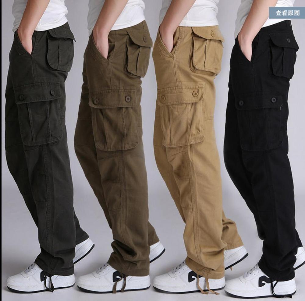 Popular Mens Wide Leg Cargo Pants-Buy Cheap Mens Wide Leg Cargo ...