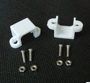 F05101 10pcs 3PI miniQ N20 Micro Motor Mount Set 12mm DC Gear Motor Mounting Bracket Toy Car Accessories + Freeship<br><br>Aliexpress