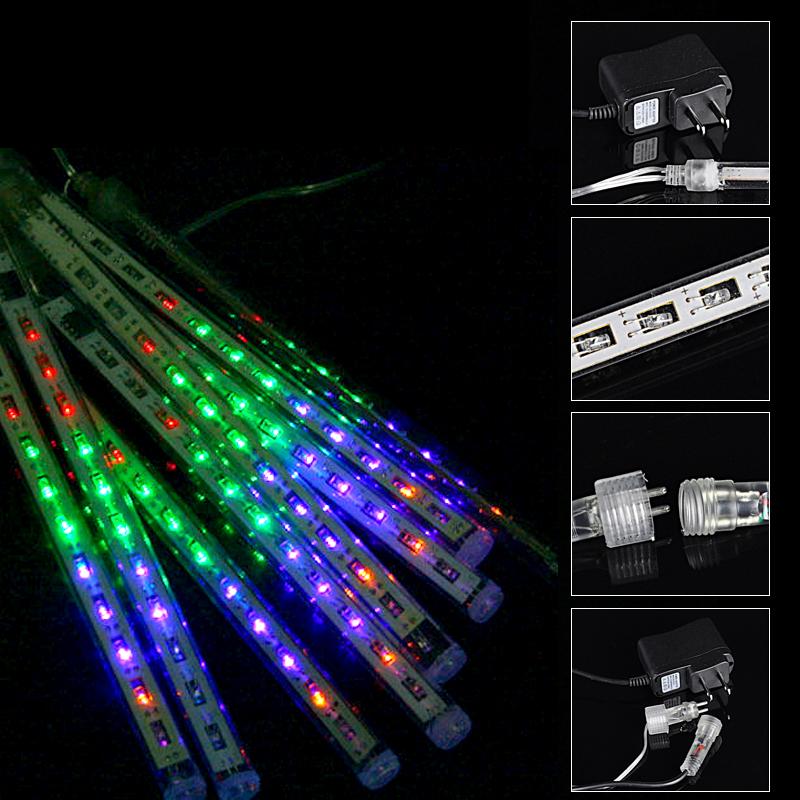 buy 8x30 cm tube 144 led rgb multi color