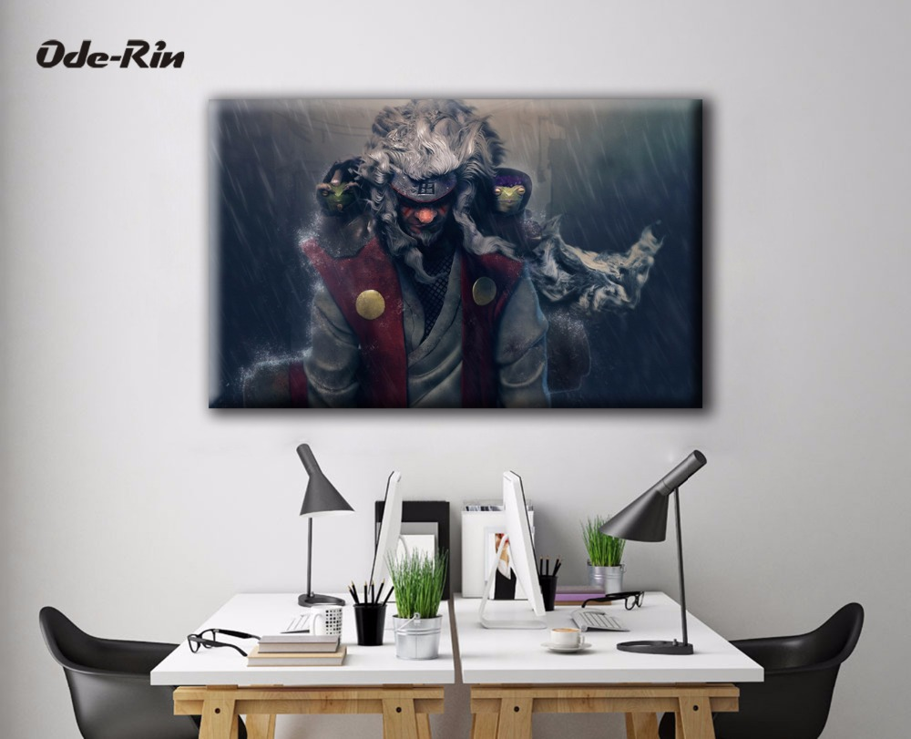 Naruto pinturas compra lotes baratos de naruto pinturas - Cuadros murales para pared ...