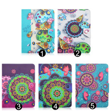 Conch print PU Leather Cover Case For CUBE T7/IWORK7 U67GT/U25GT 7 inch Universal Tablet PC PAD for kids S4A92D