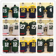 100% Stitiched,Green Bay Packers,Aaron Rodgers,eddie lacy,Randall Cobb,Ha Clinton-Dix,Clay Matthews,Brett Favre for youth,kids(China (Mainland))