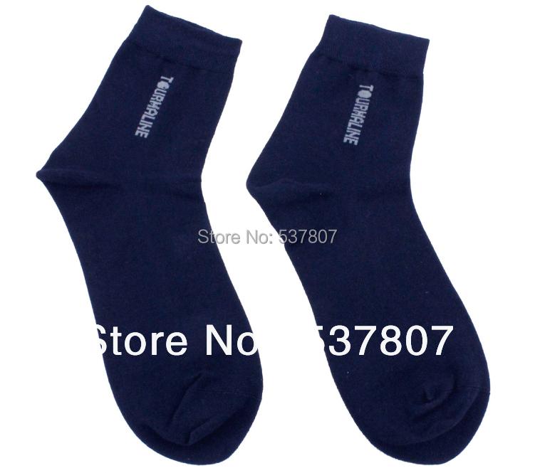 20 pairs Quality magnetic therapy tourmaline socks self heating socks antibacterial sock anti-icer warm feet Cupping Moxibustion(China (Mainland))