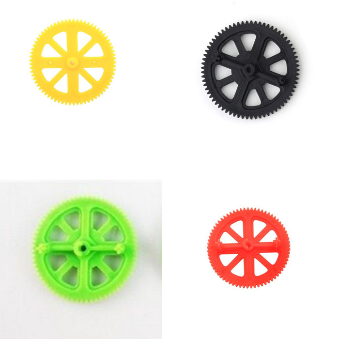 1 piece Parrot AR Drone 2.0 Quadcopter Spare Parts Motor Pinion Gears Shaft Set Free Shipping 4 colors(China (Mainland))