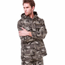 Mens Winter Military Cotton Thicken UNION ARMY Brand Jackets Men Outdoor Wadded Plus velvet Warm Hooded Jacket Trench Coat men(China (Mainland))