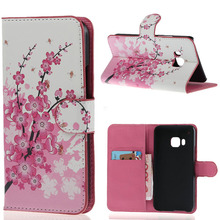 Buy new high printed PU Leather Flip cell case cover wallet HTC ONE M7 Mobile Cell Phone Cases Bag Card Holders for $3.28 in AliExpress store