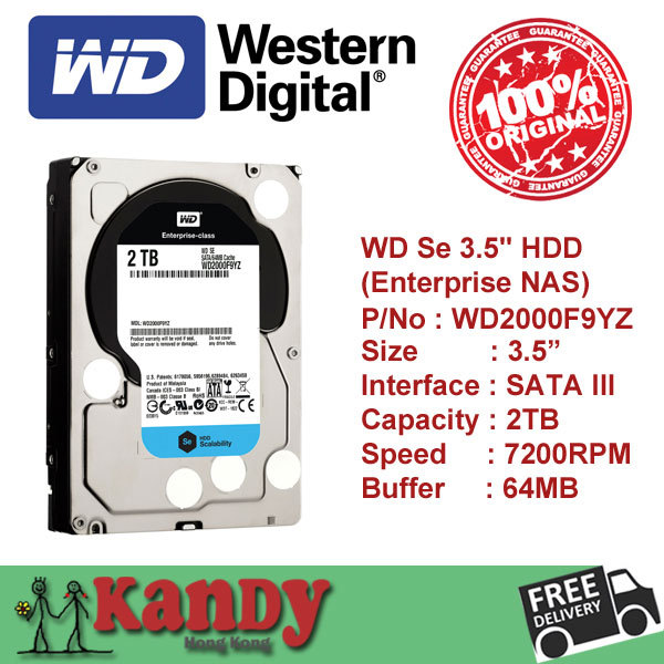 Western Digital WD Se 2TB hdd 3.5 SATA desktop disco duro internal sabit hard disk drive interno hd harddisk disque dur interne(China (Mainland))