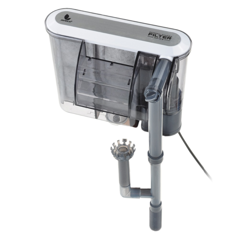 Aquarium fish tank external hang on power filter for External fish tank filter