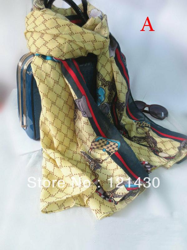 Женский шарф DS-6587