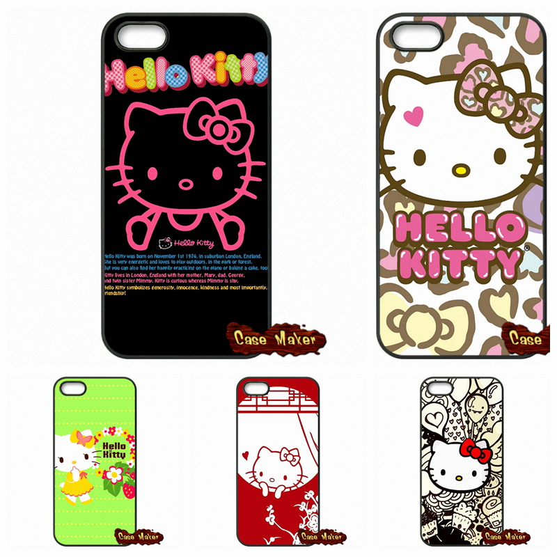 For Sony Xperia M2 M4 M5 C C3 C4 C5 T2 T3 E4 Z Z1 Z2 Z3 Z3 Z4 Z5 Compact Best fashion Cute hello kitty Capa Cover(China (Mainland))