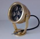 LED underwater light 6W 12V Waterproof IP65 300LM White / Warm Piscinas LED Underwater Swimming Pool Light Lamp(China (Mainland))