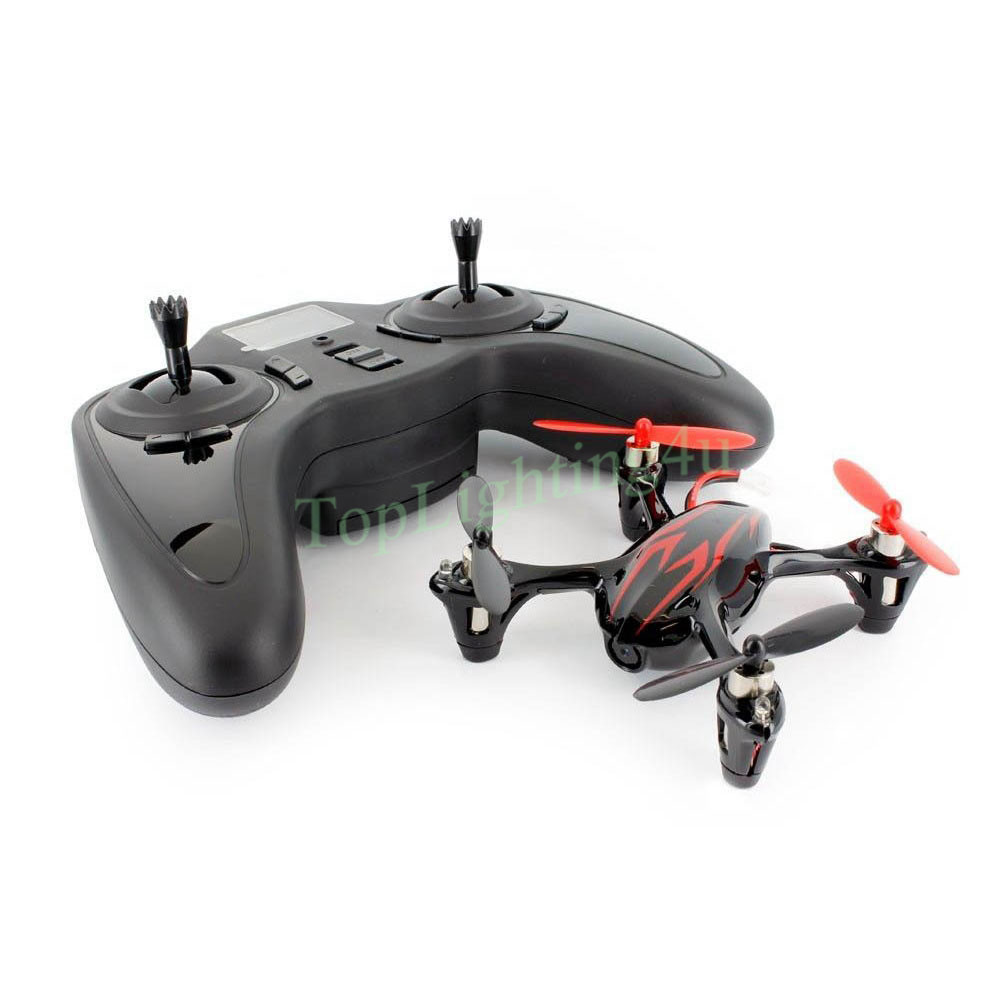 Hubsan X4 Mini H107C 2.4G 4CH RC Quadcopter With 30W Camera RTF Mini RC Helicopter Quad Copter Drone Gyro(China (Mainland))