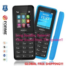 Cheap!!! Free shipping FORME C101 dual sim bluetooth telephone celular elderly phone original cell phone unlocked mobile phone(China (Mainland))