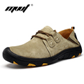 Comfort casual shoes men flats brand high quality men s shoes genuine leather shoes spring and